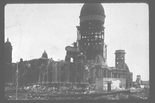 San Francisco Earthquake Images For Sale