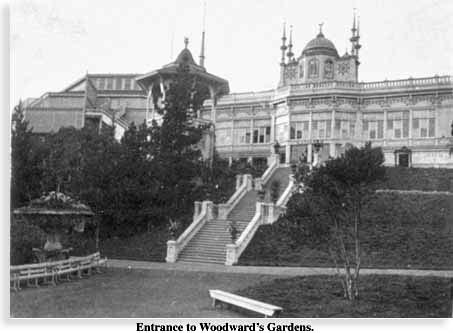 Photo of Entrance to Woodward's Gardens