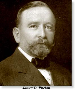 Photograph of James P. Phelan